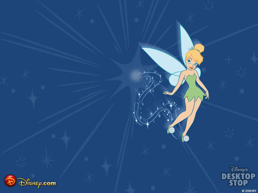 Tinkerbell Wallpaper   Tinkerbell Wallpaper 2428876 1024x768