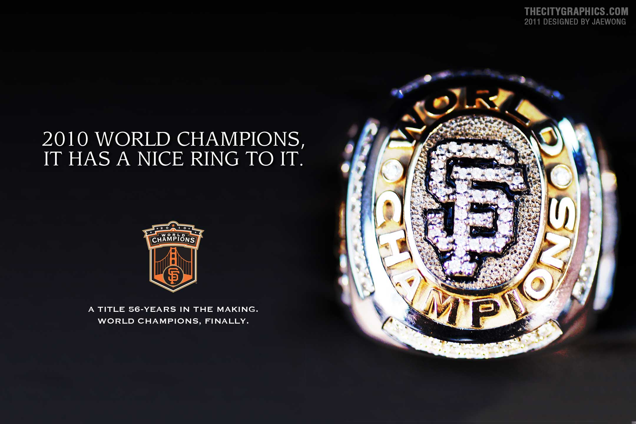 San Francisco Giants World Series Ring Hot News Now 2160x1440