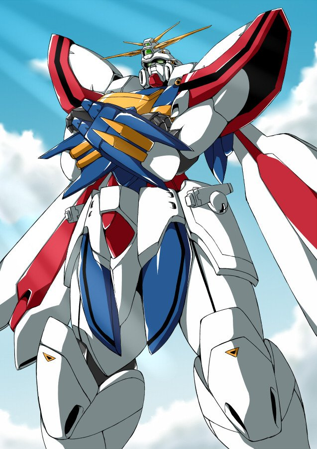 Home Gallery Mobile Fighter G Gundam Others God Gundam 637x900