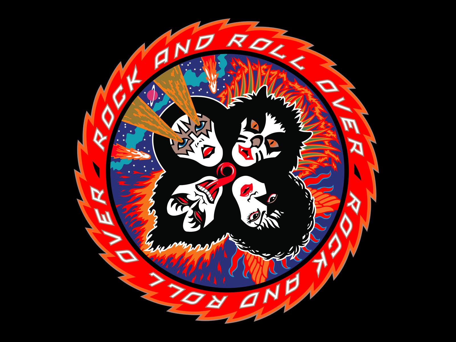 Rock N Roll All Night by Wolverine080976 1600x1200