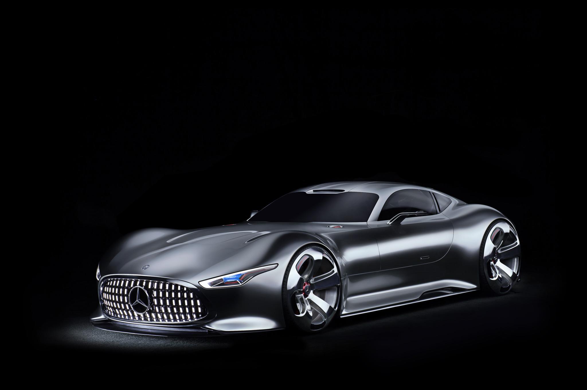 Vision Gran Turismo lindustrie auto et jeu vido ensemble 2048x1360
