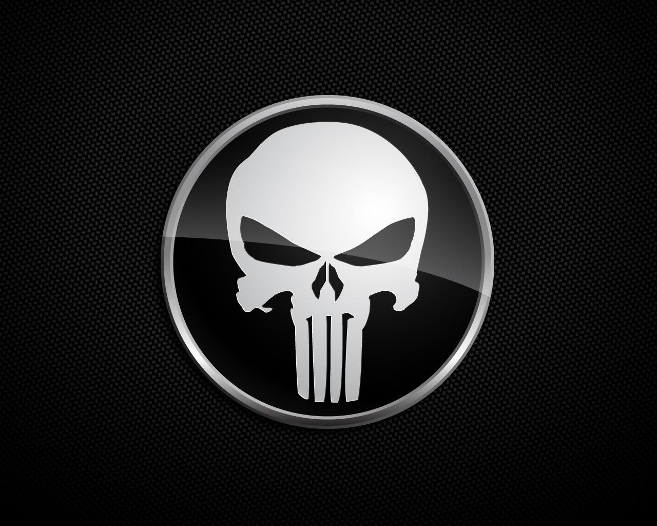The Punisher Skull Logo HD Wallpapers | Desktop Wallpapers