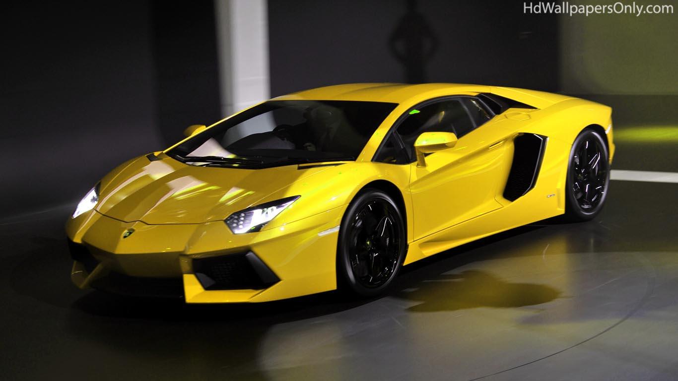 Обои Lamborghini Aventador LP 700-4 Vorsteiner Tuning Car, оранжевый, hd. Автомобили foto 12