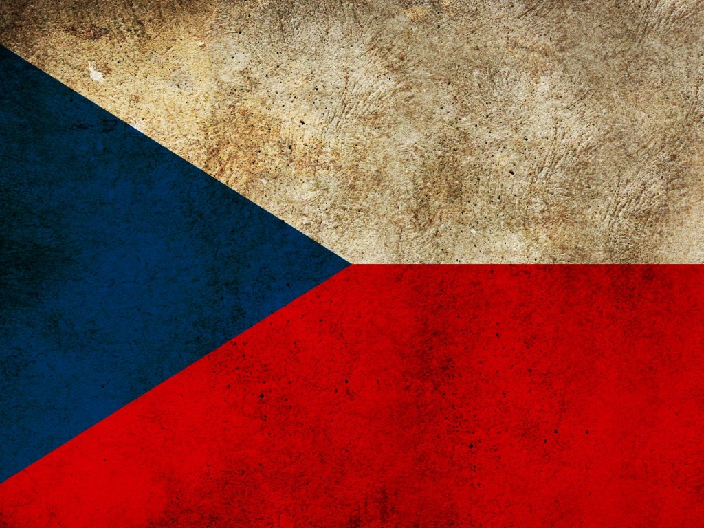 Czech Republic Flag wallpaper   HD Wallpapers 1024x768