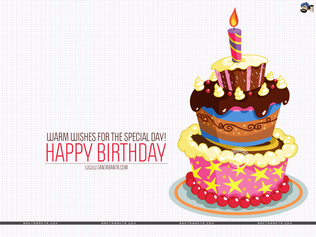 Hd birthday wallpapers wallpapersafari - Happy birthday wallpaper download hd ...