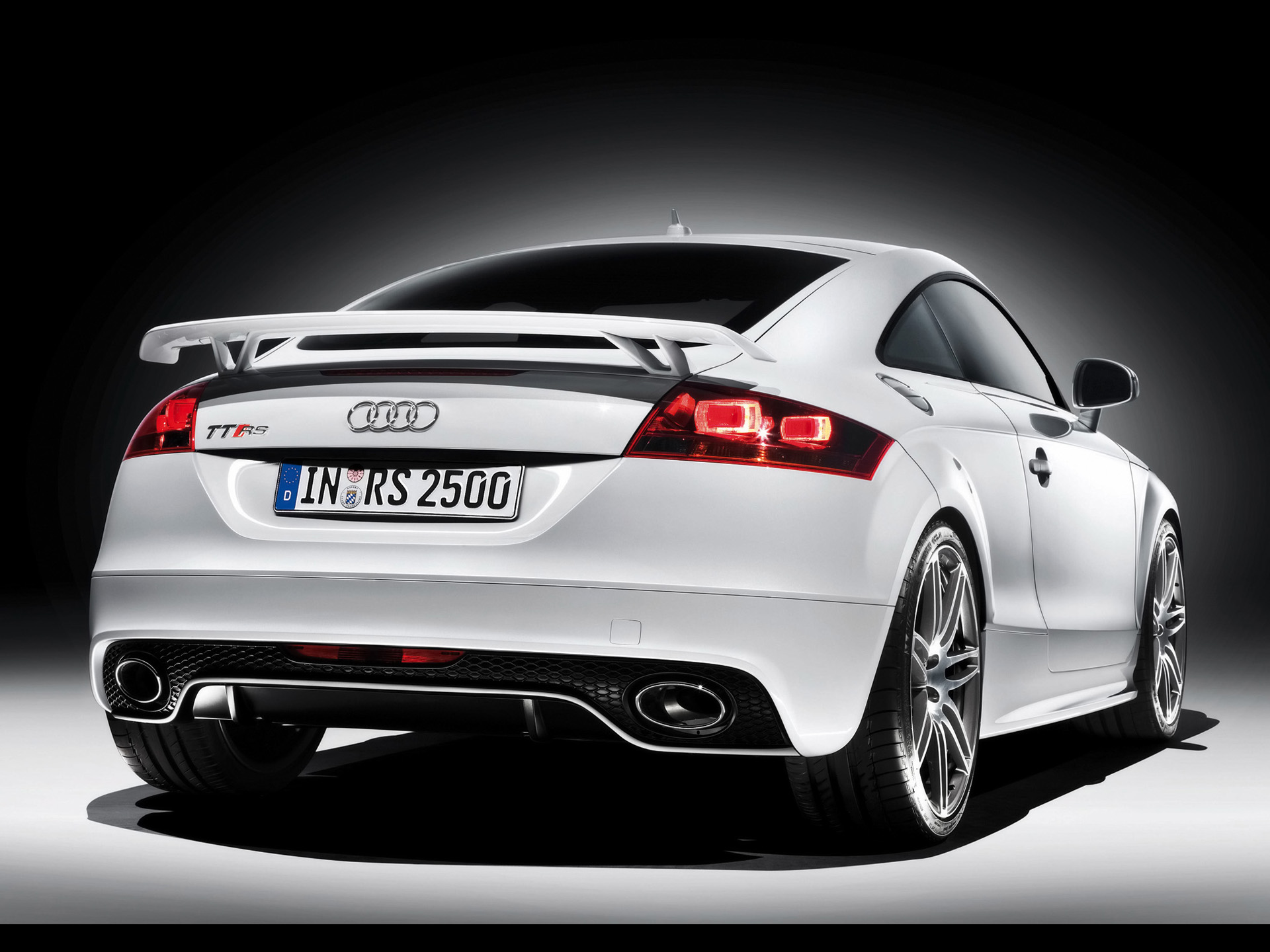 1920x1440 Audi TT RS rear desktop PC and Mac wallpaper