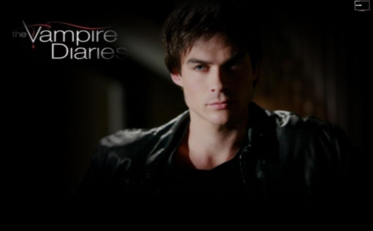 Pin Vampire Diaries Damon Salvatore Wallpaper 1256x780