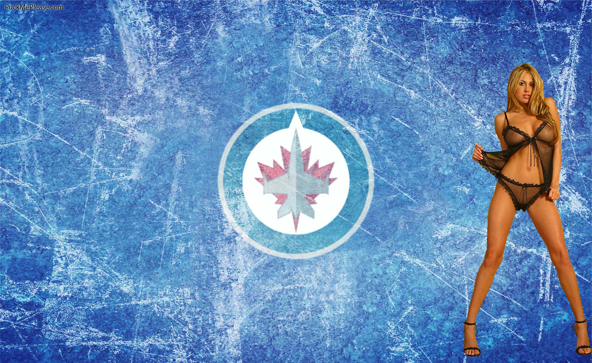 Winnipeg Jets Wallpaper hockey babe 1920x1179