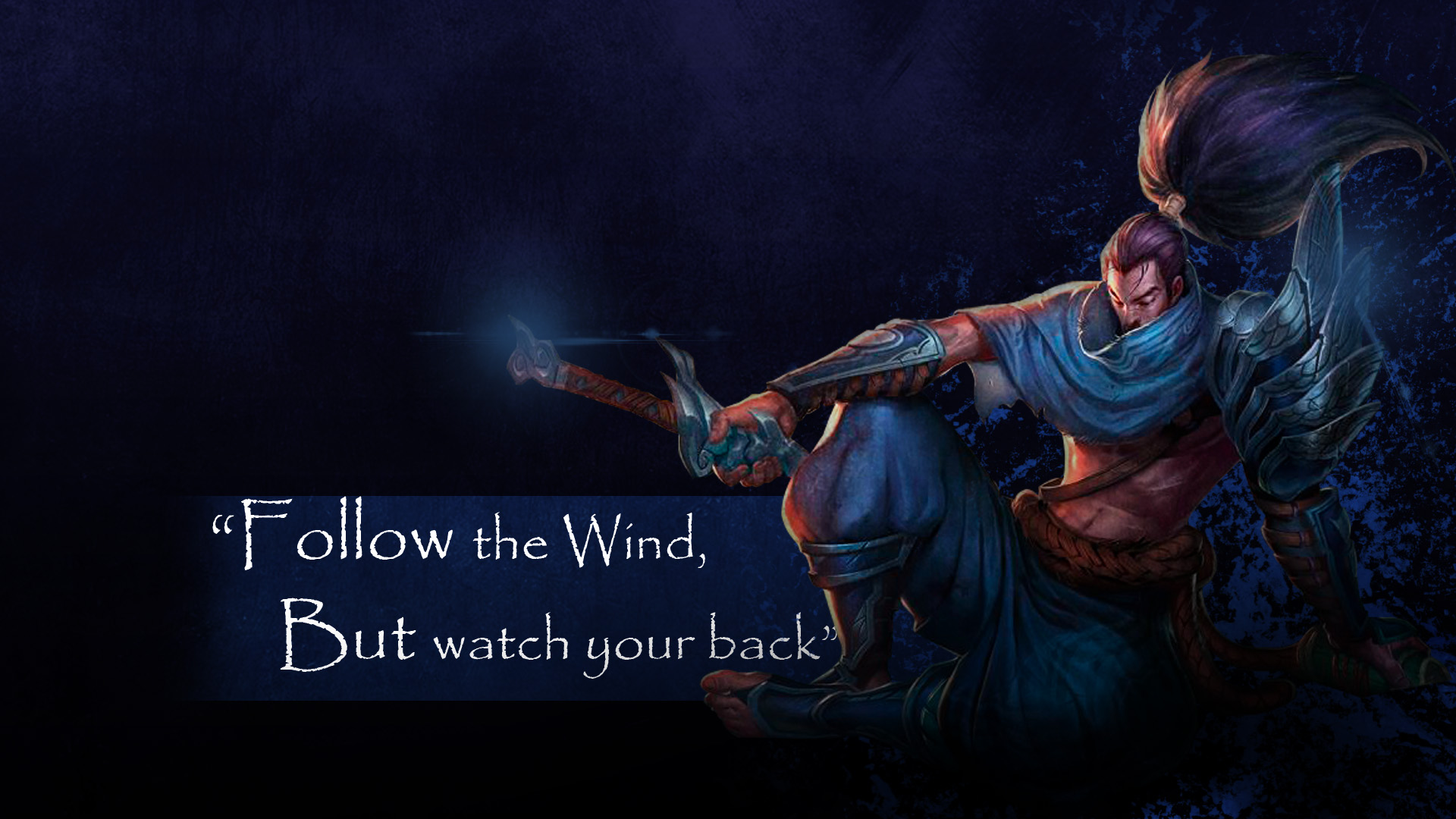 Free Download Yasuo Wallpaper By Gibbsey97 Yasuo Wallpaper By