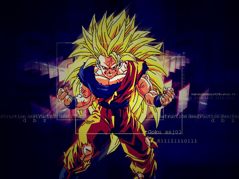 Dragon Ball Z Wallpaper HD Backgrounds for Desktop Mobile and 800x600