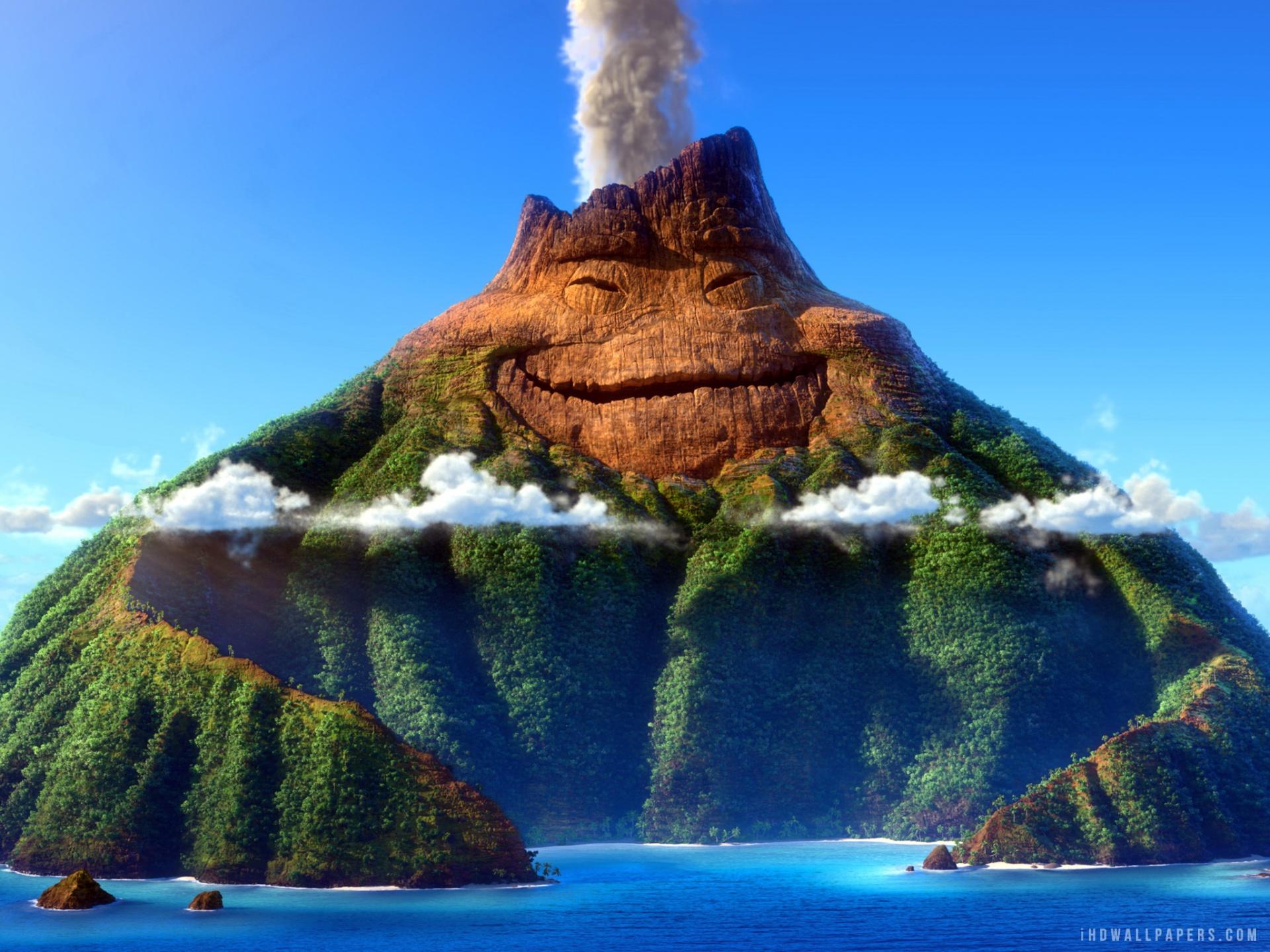 48 Pixar Lava Wallpaper On Wallpapersafari
