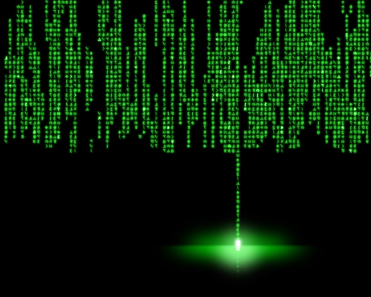 Matrix wallpaper imagens 1280x1024
