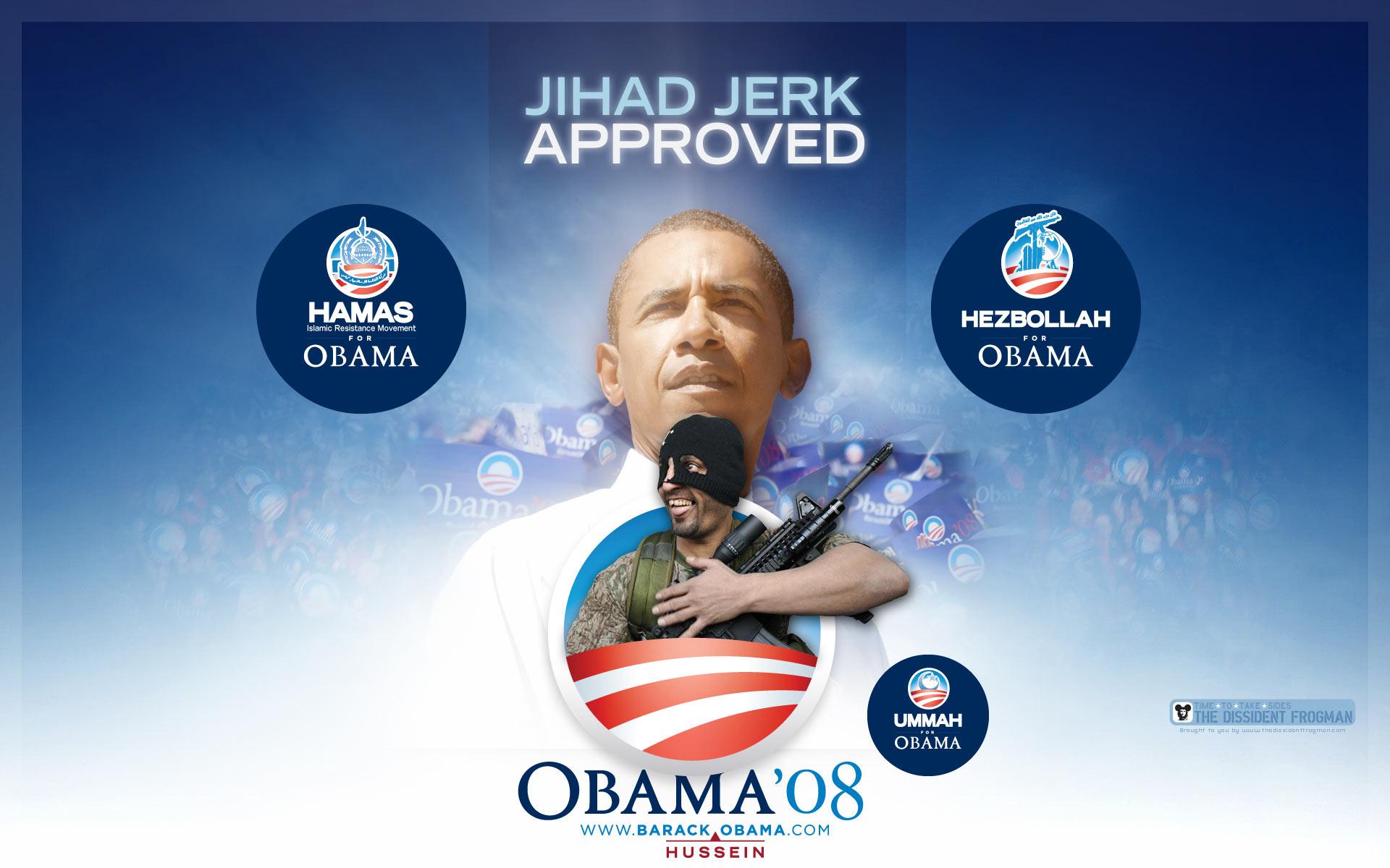 Anti Obama wallpaper   97117 1920x1200