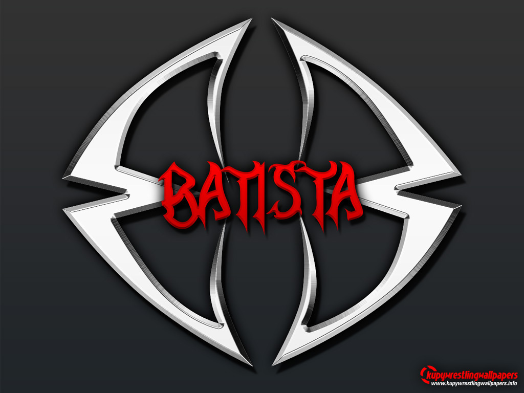 Batista images Batista Logo HD wallpaper and background photos 1024x768