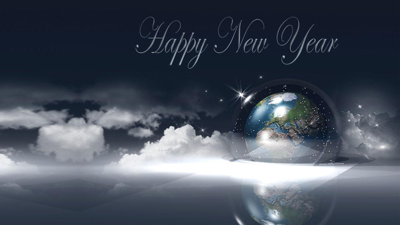 New Years Hd Wallpaper Wallpapersafari