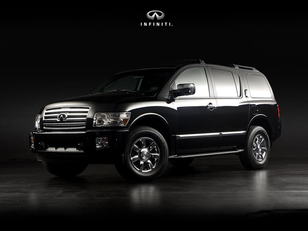 Infiniti images Infiniti QX56 HD wallpaper and background photos 1024x768