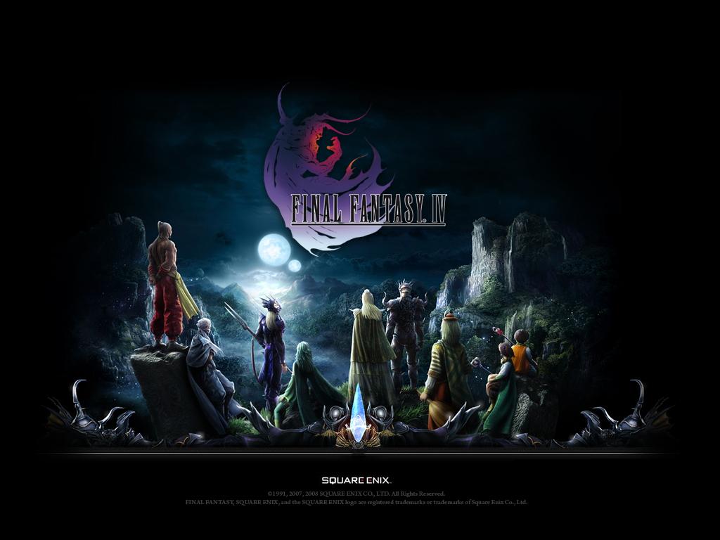 Final Kingdom Final Fantasy wallpapers 1024x768