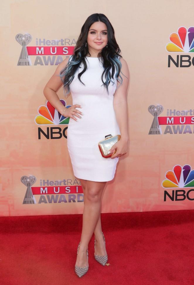 Ariel Winter 2015 iHeartRadio Music Awards  19   GotCeleb 662x970