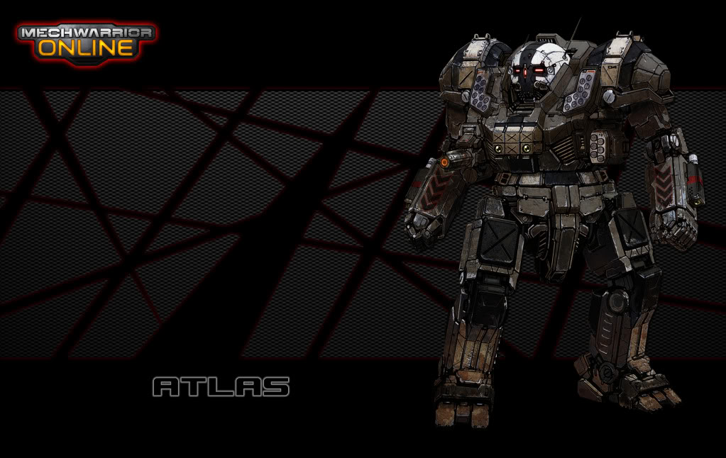 MWO Forums   Desk top wallpaper Atlas 1023x646