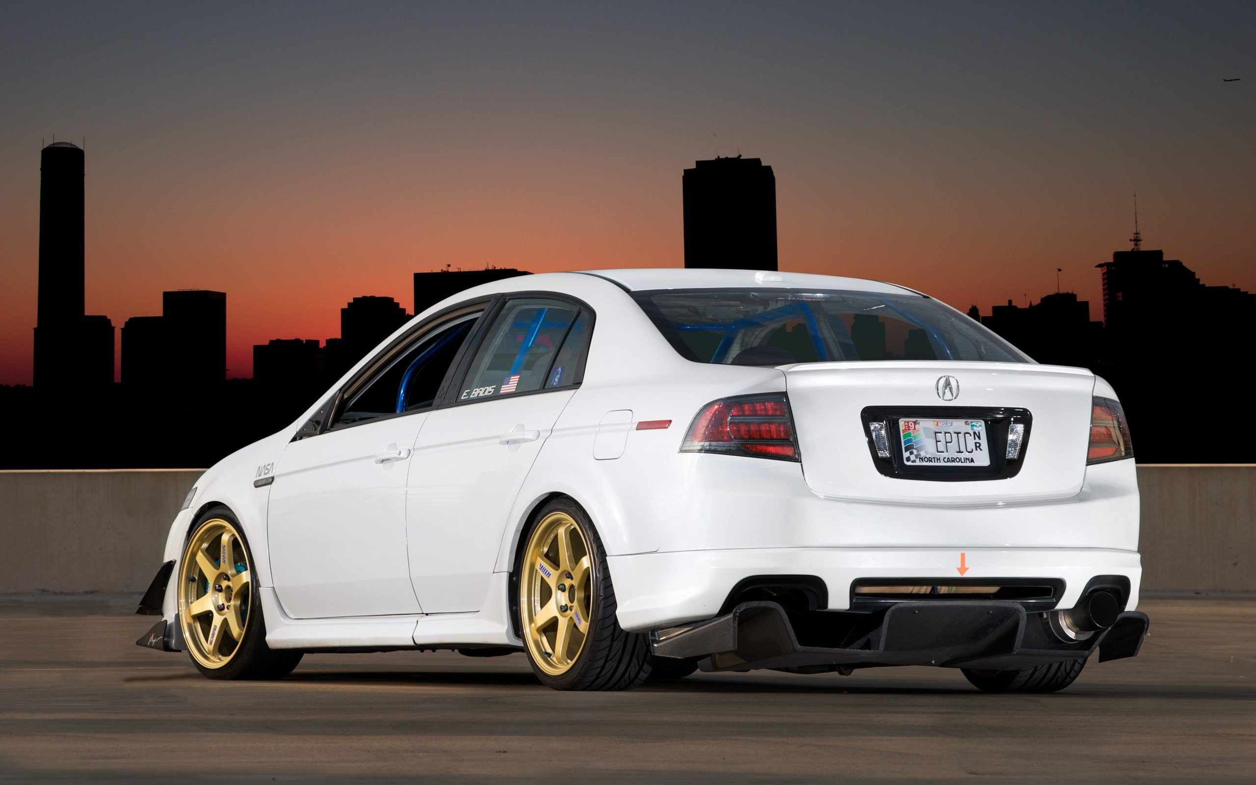 Acura Tl Type S Jdm Hd Wallpapers backgrounds Download 2560x1600