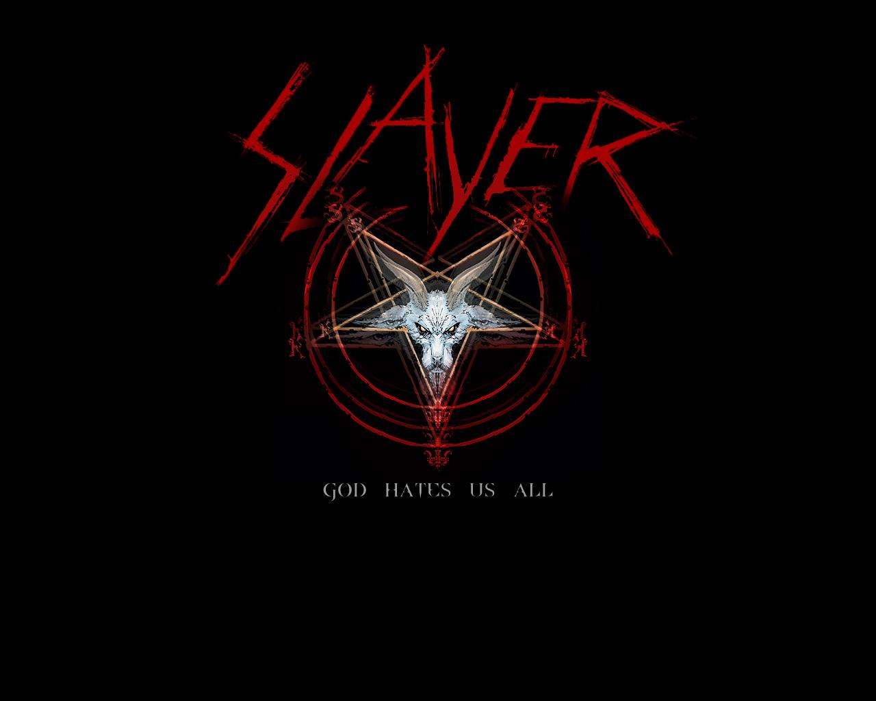 slayer Wallpaper Background 35195 1280x1024