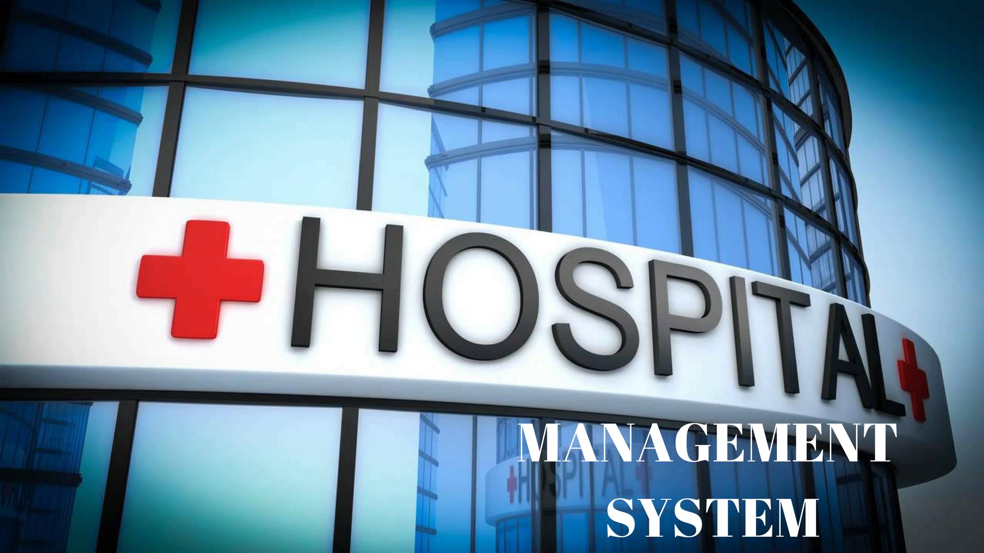 Free download Hospital Management System Hospital ...