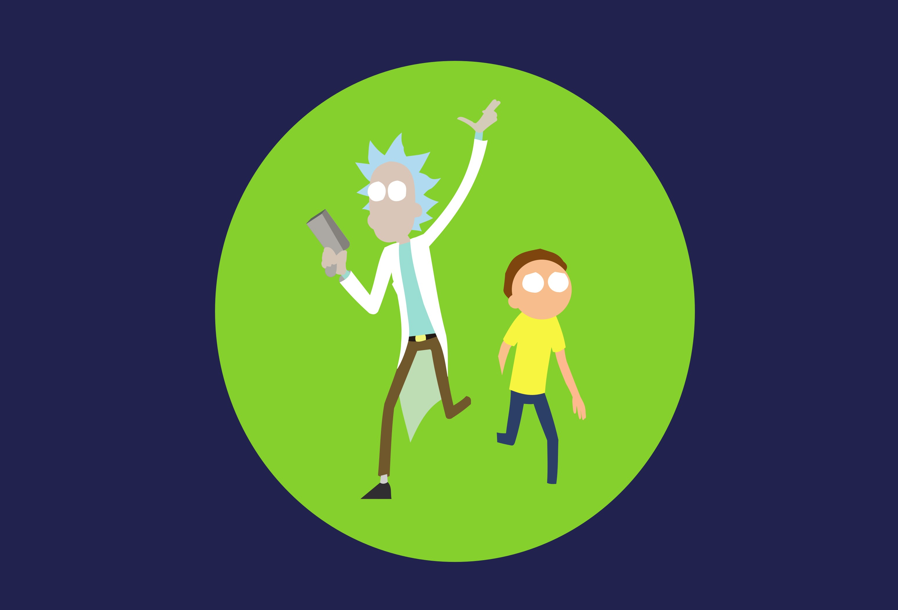 Rick and Morty wallpaper Download HD wallpapers of 3095x2105