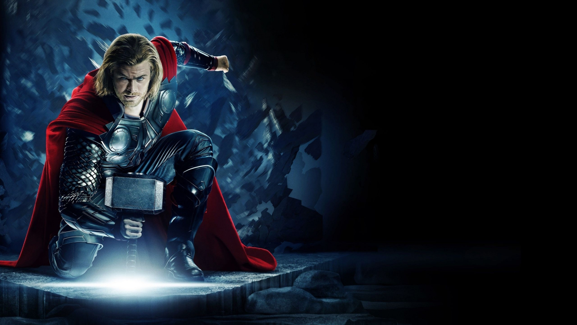 Download Thor In The Avengers High Definition Wallpapers Hd
