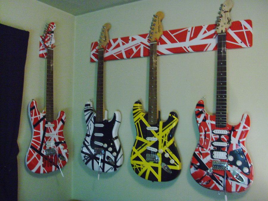 Eddie Van Halen Frankenstein Wallpaper - WallpaperSafariEddie Van Halen Guitar Design