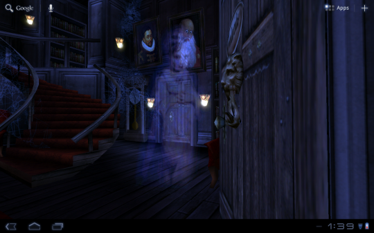 Haunted House HD Live Wallpaper Just in time for Halloween [Video 540x337
