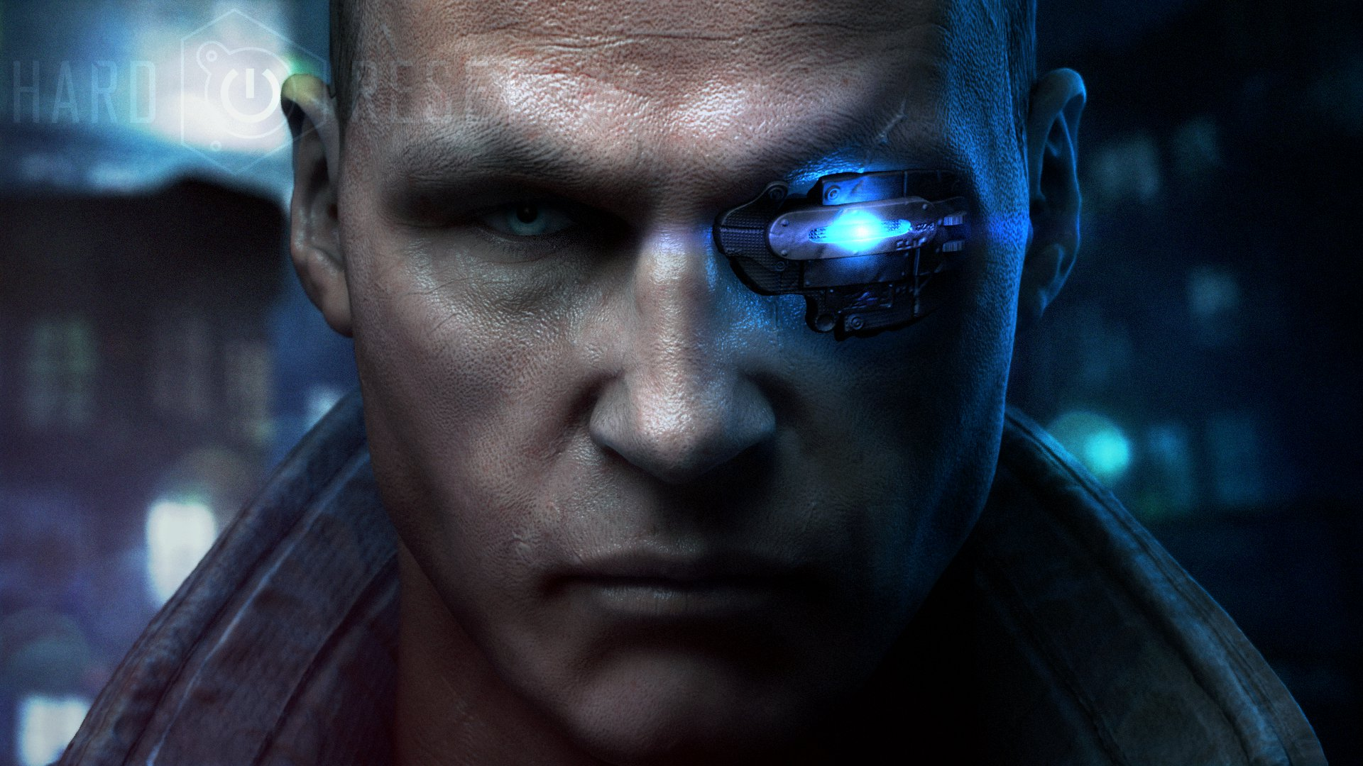 Hard Reset 2012 Game Wallpapers HD Wallpapers 1920x1080
