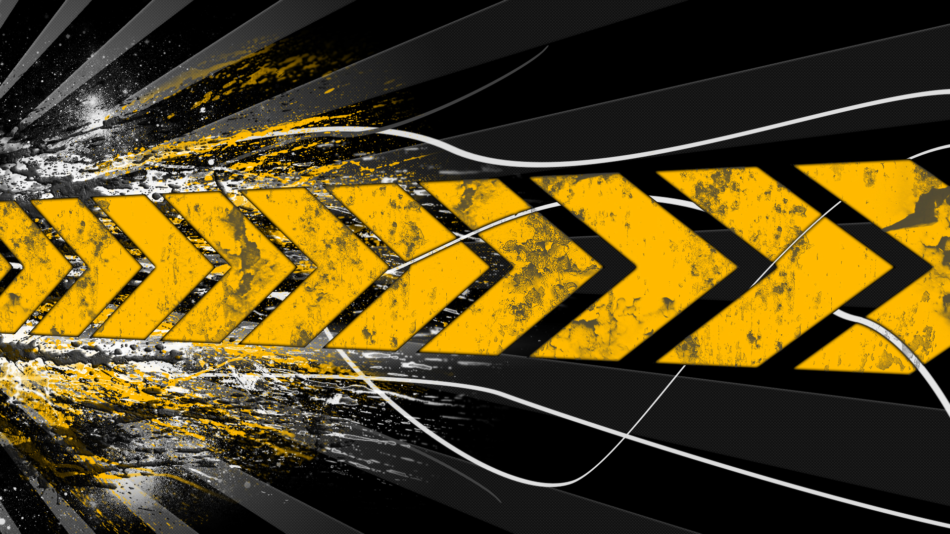 Cross Road Wallpaper