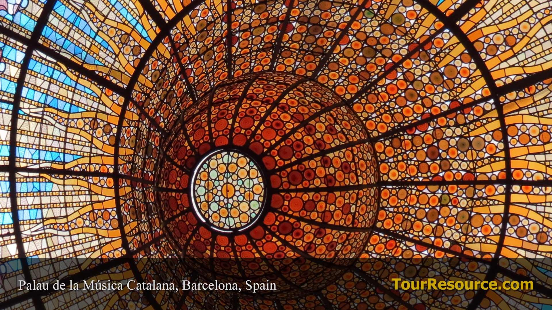 Larimer and Littleton Chorales Performance Tour of Spain   Tour 1920x1080