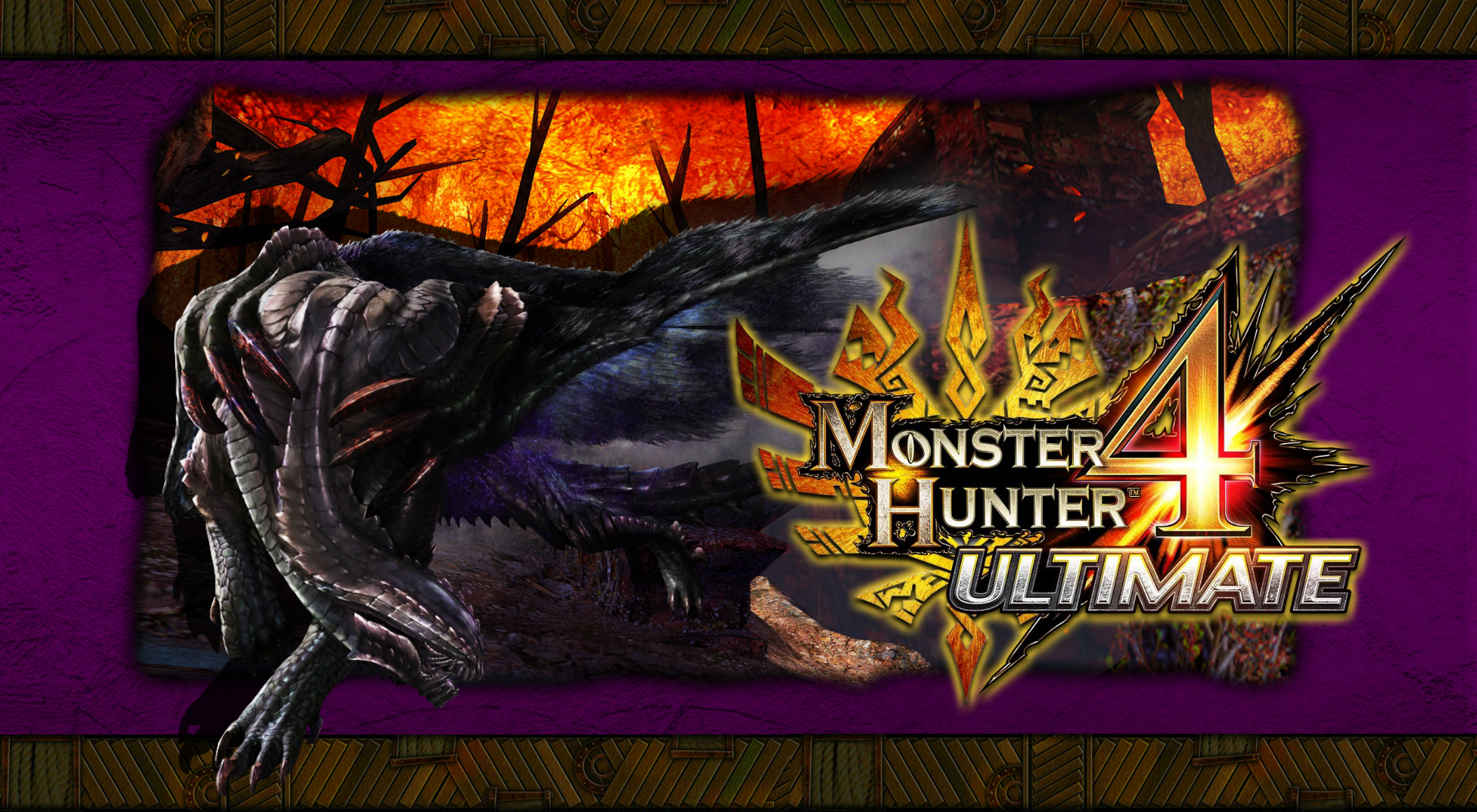 Monster Hunter 4 Ultimate   Gore Magala Wallpaper by DaKidGaming on 2000x1100