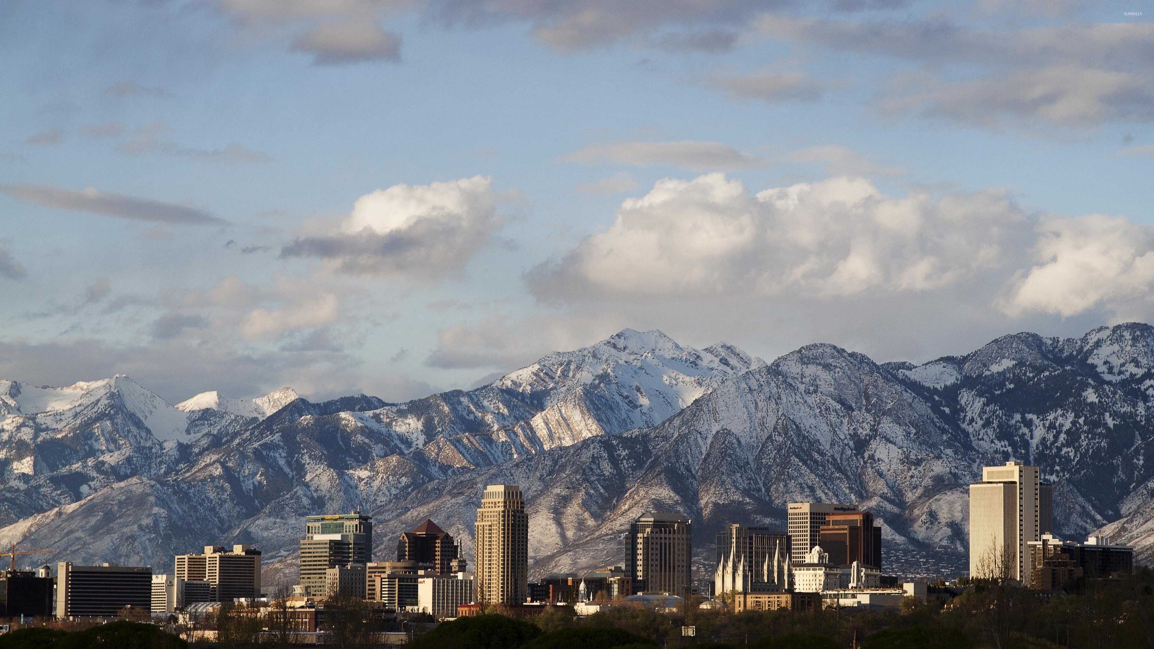 Salt Lake City wallpaper World wallpapers 43900 1280x800