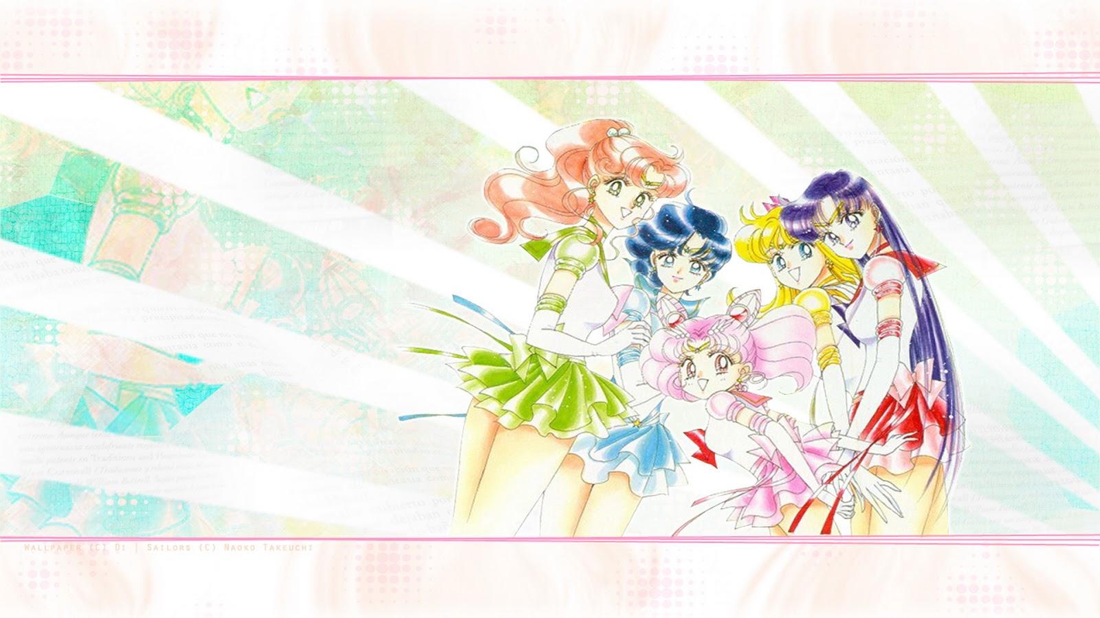 Wallpapers de Sailor Moon HD Fondos de pantalla o escritorio Anime 1600x900