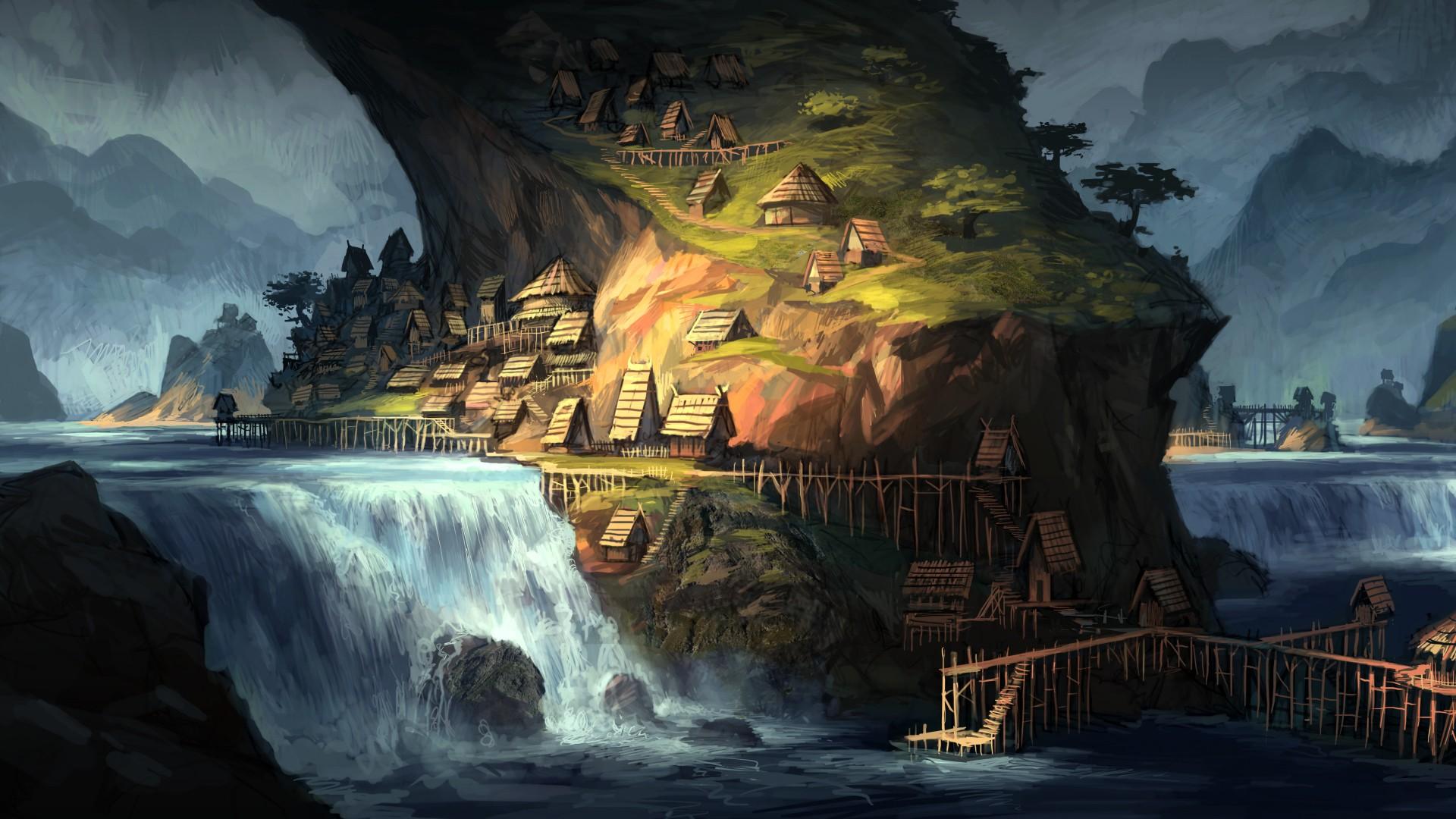 Download Fantasy Art Wallpaper 1920x1080   Wallpoper #238449