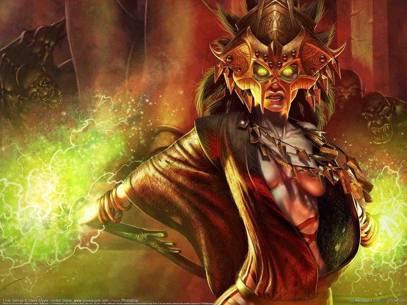 Demon Girl Wallpaper   ForWallpapercom 808x606