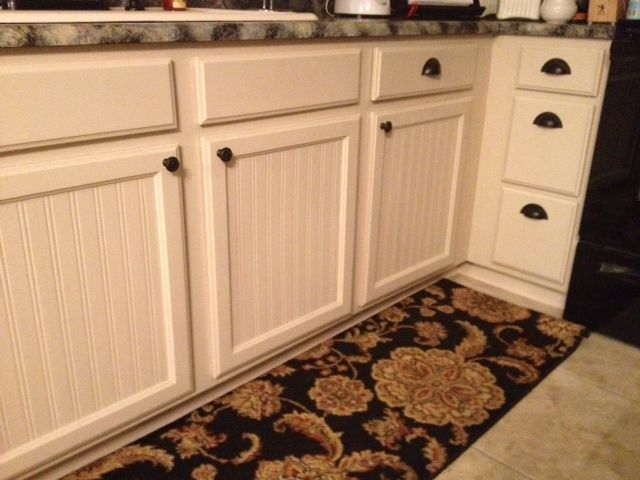 wallpaper to completely change the look of your kitchen cabinets 640x480