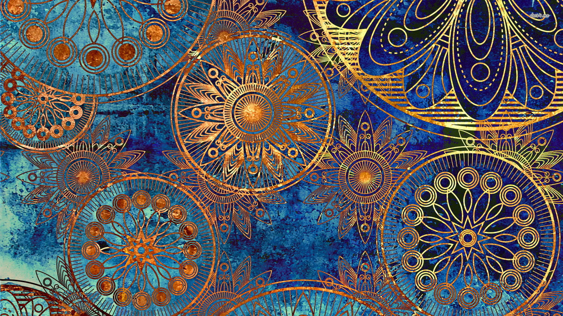 Abstract Flower Pattern Wallpaper Name 13506 floral pattern 1920x1080