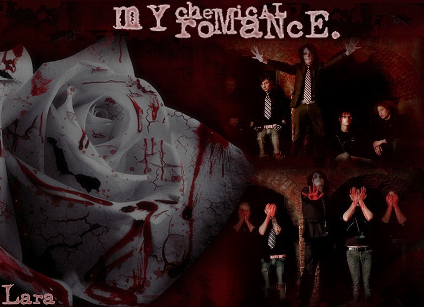 Download Directly My Chemical Romance Wallpapers 842x610