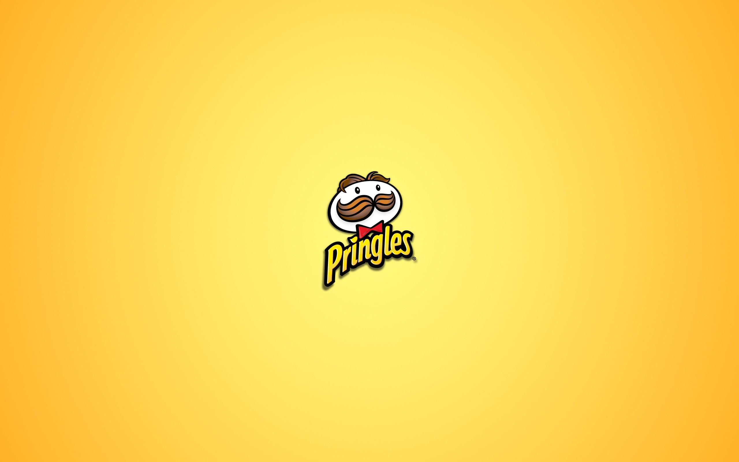 Minimalistic food pringles wallpaper 2560x1600 14107 WallpaperUP 2560x1600