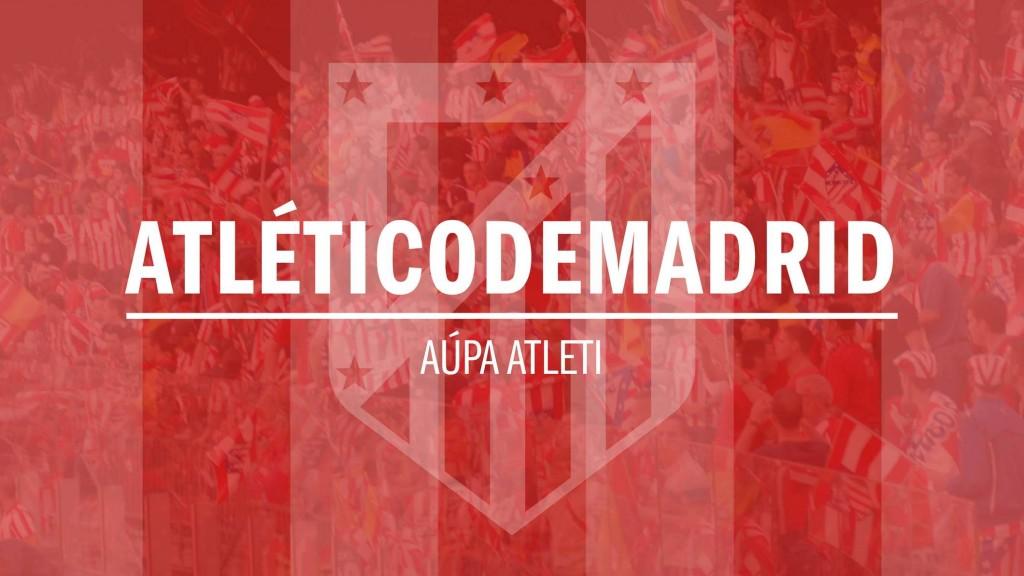 Atletico Madrid Wallpaper 1024x576