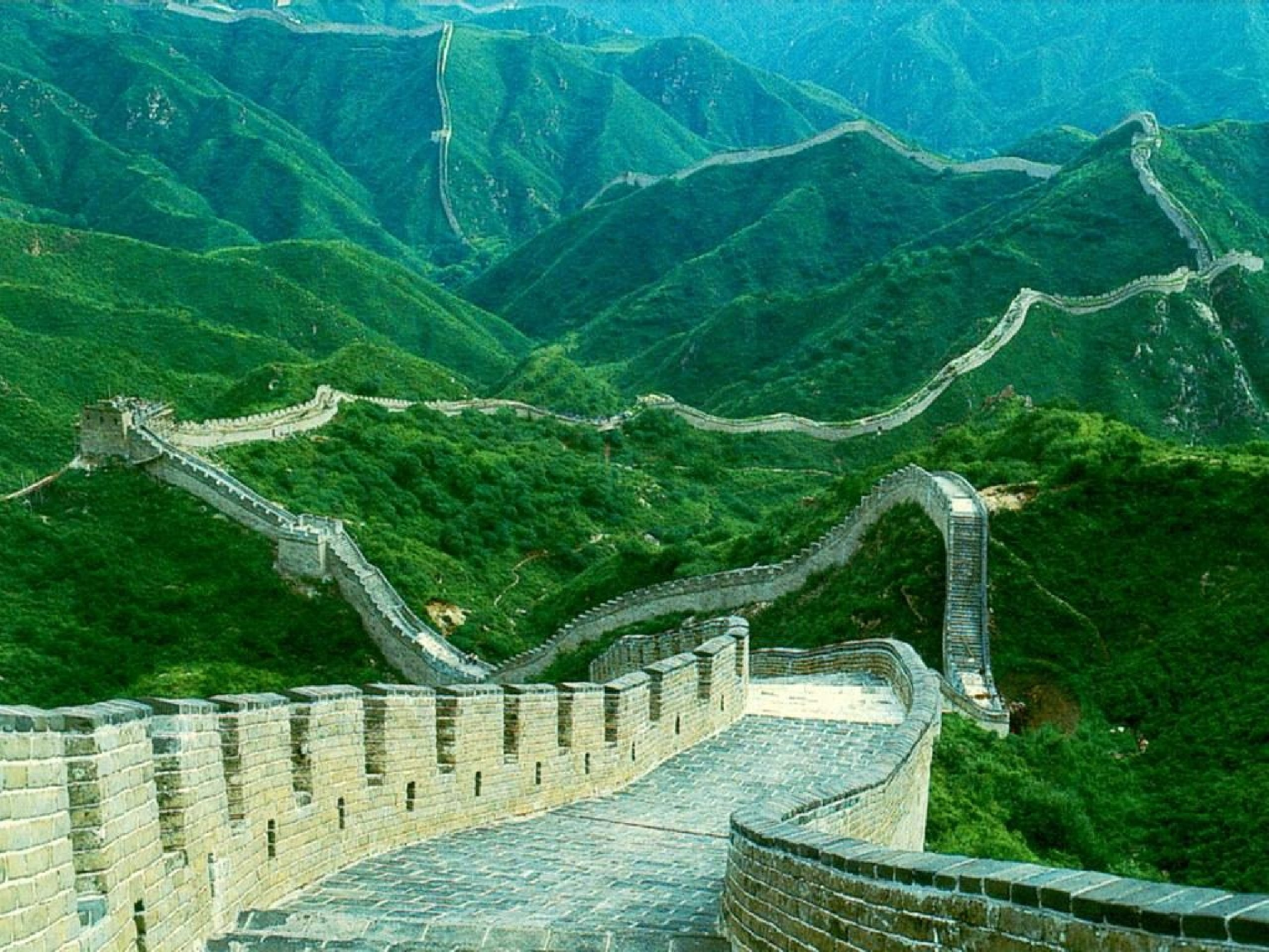The Great Wall of China Wallpaper 51 images 2560x1920