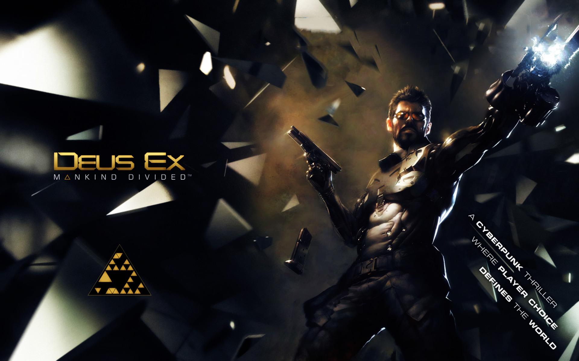 10 Best Deus Ex Mankind Divided Wallpapers HD 1920x1200