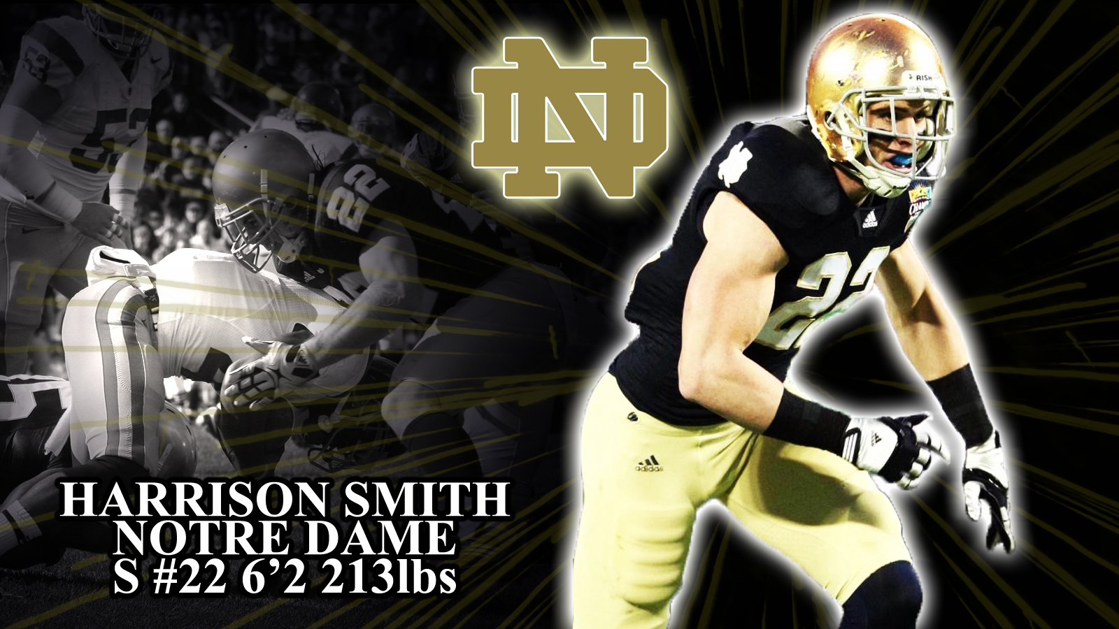 Harrison Smith Wallpaper by jason284 1600x900