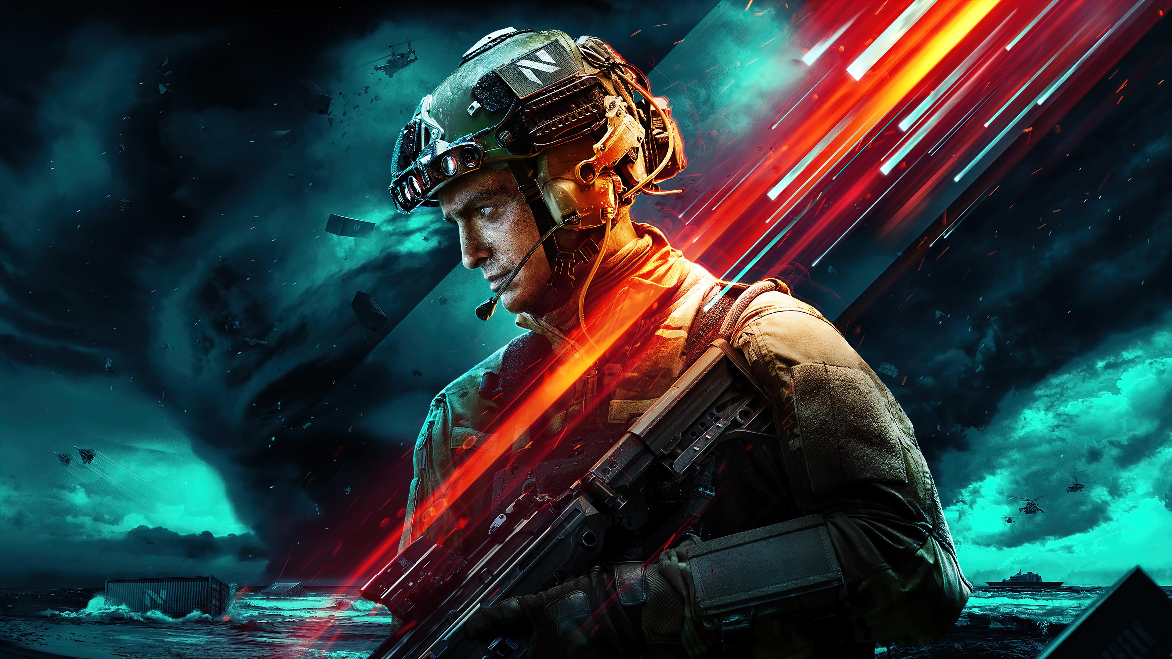 Battlefield 2042 4K Phone iPhone Wallpaper 4591a 3840x2160