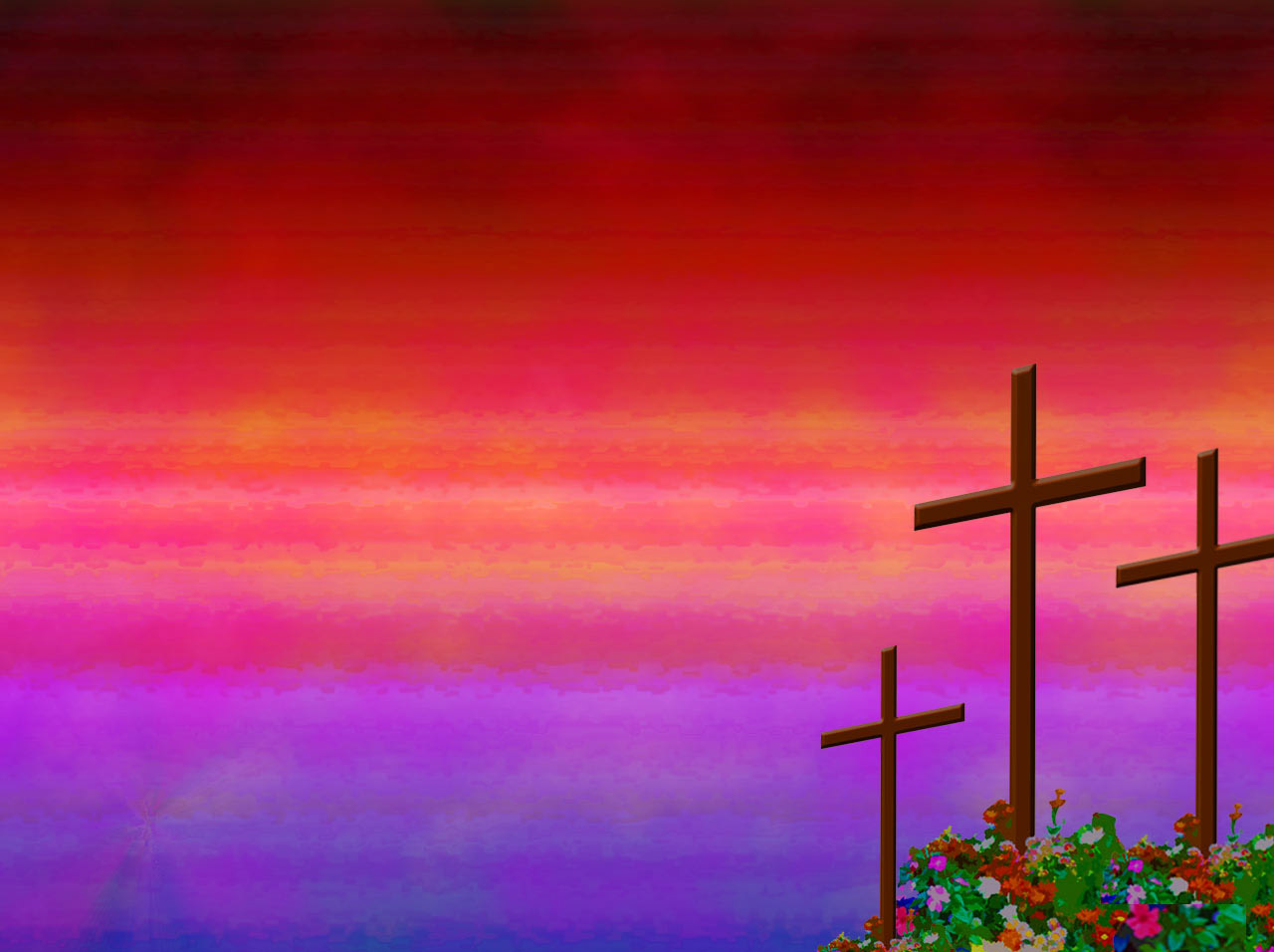 Easter cross wallpaper wallpapersafari - Christian easter images free ...
