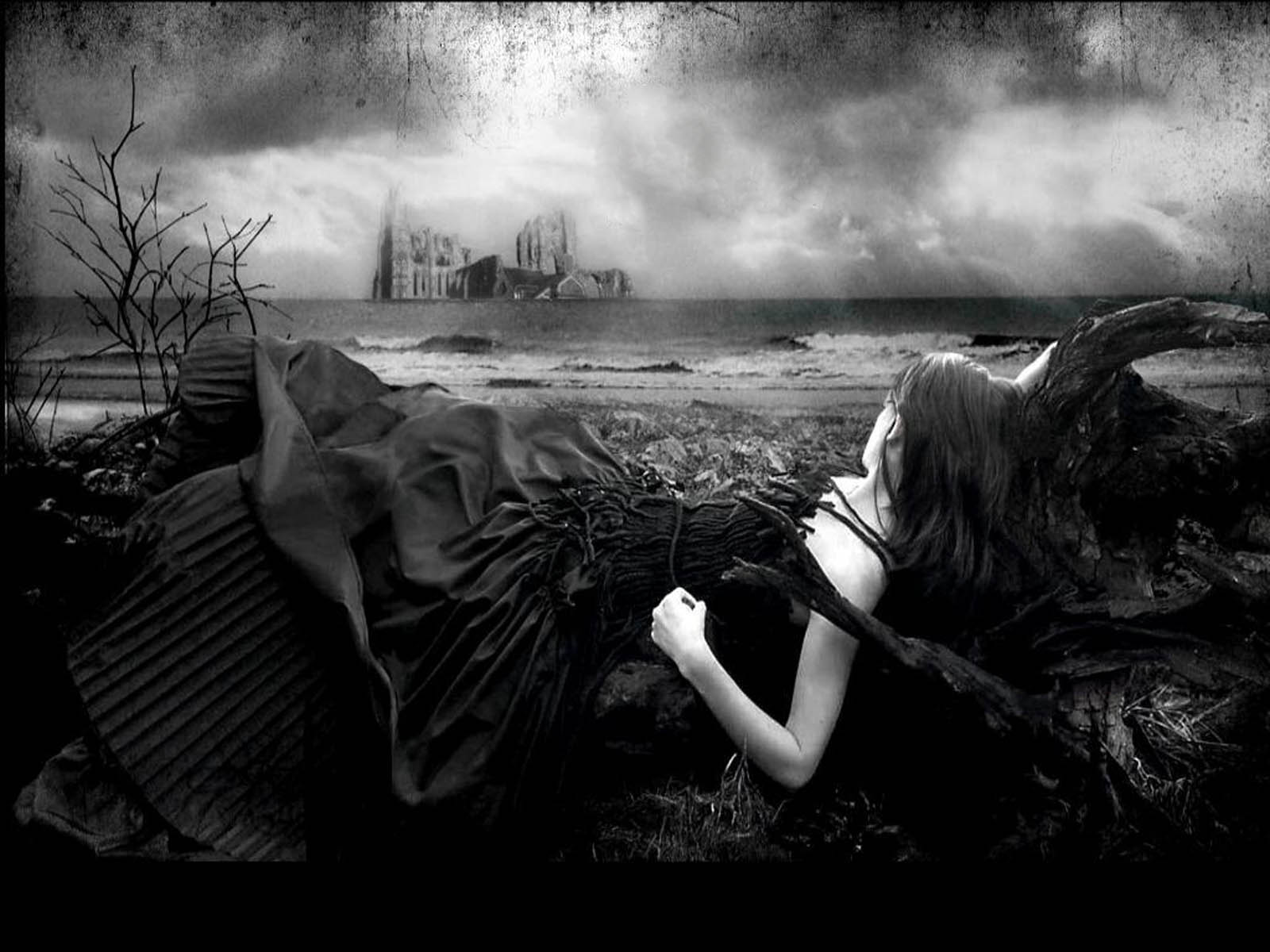 the dark gothic wallpapers dark gothic desktop wallpapers dark gothic 1600x1200