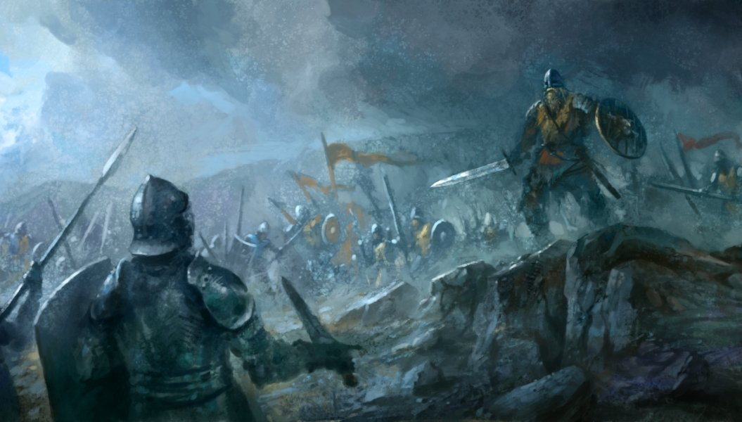 Crusader Kings 2 Wallpaper 1055x600